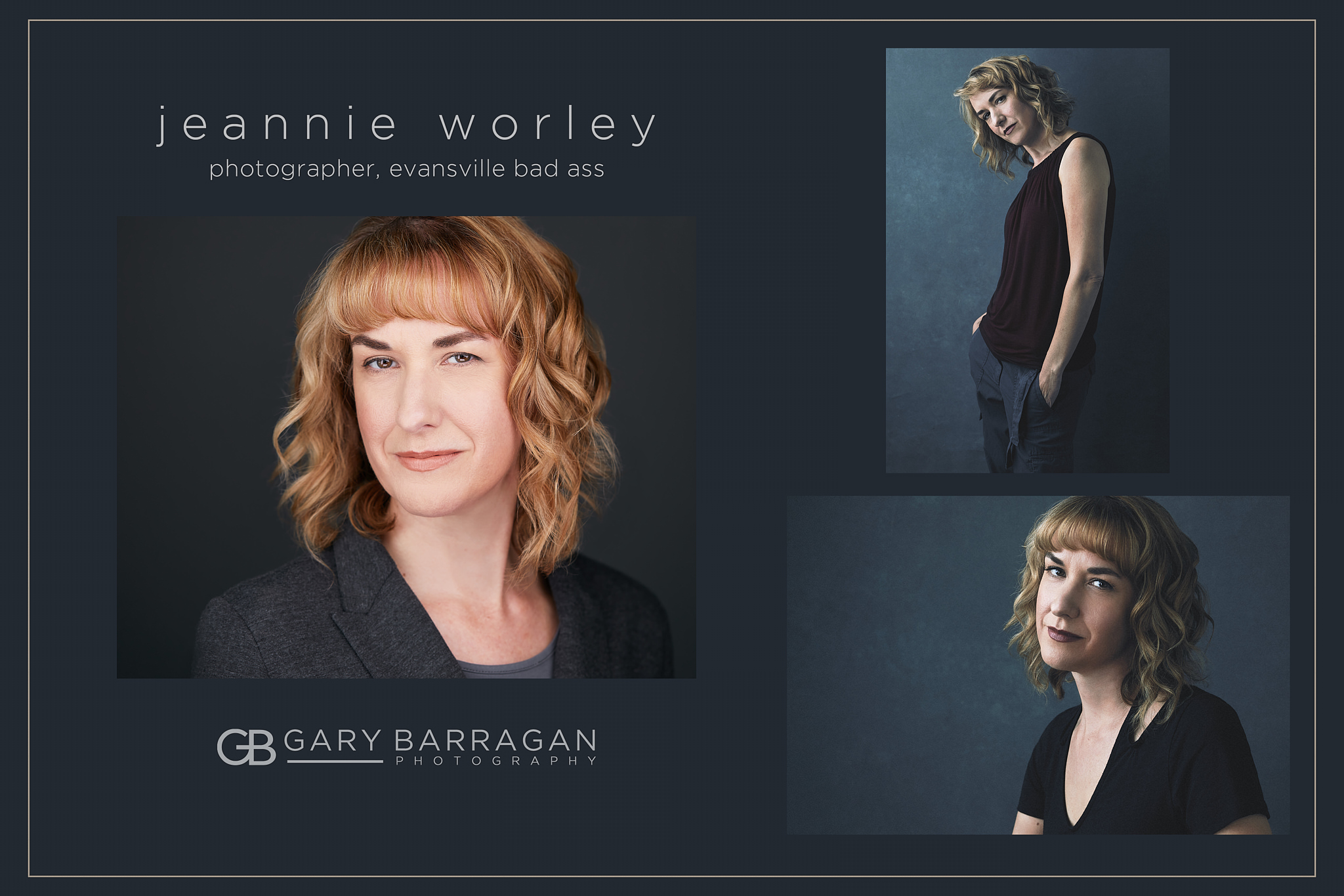 Headshots for Photographers Portraits