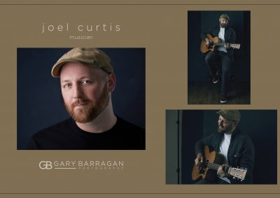 Headshots for Performing Musicians
