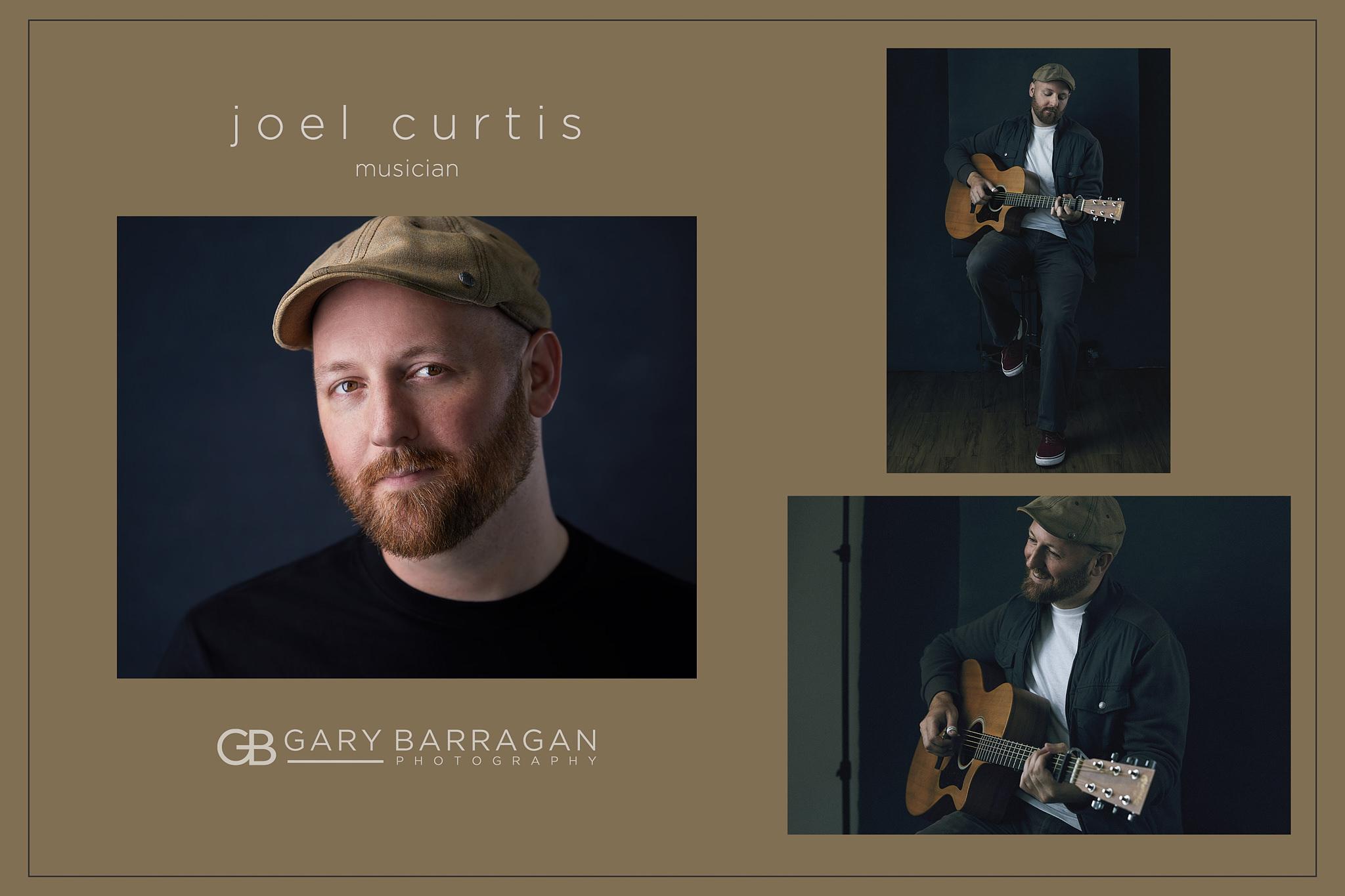 Joel Curtis Musician
