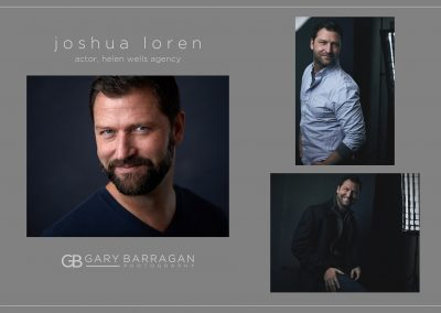 Josua Loren Actors Headshots and Portraits