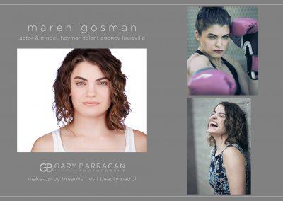 Maren Gosman for Heyman Talent