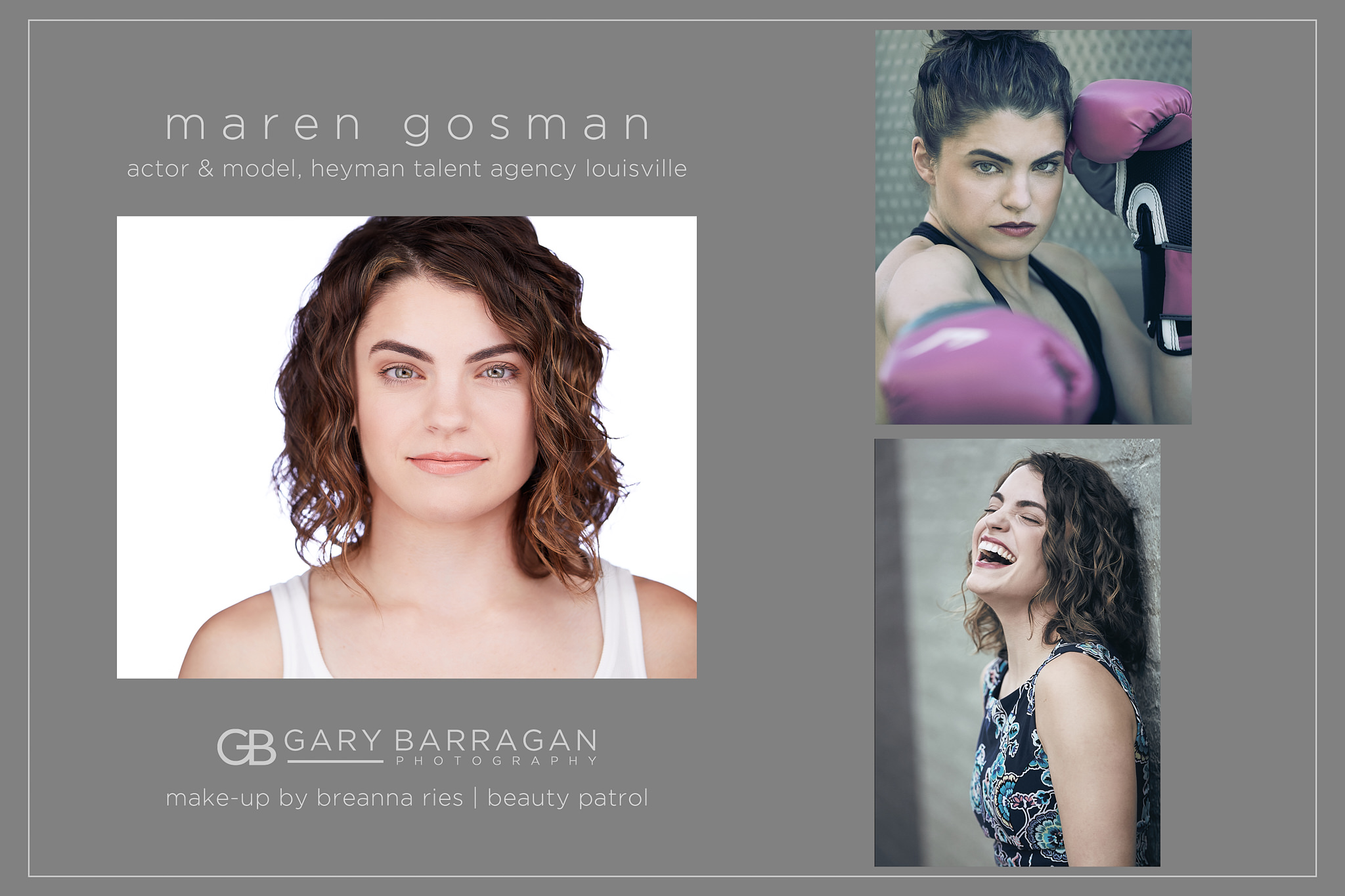 Maren Gosman for Heyman Talent