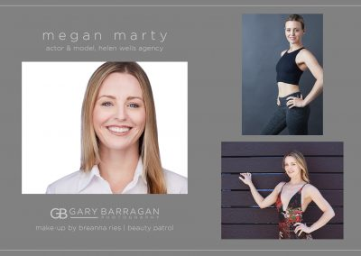 Megan Marty for Helen Wells Agency