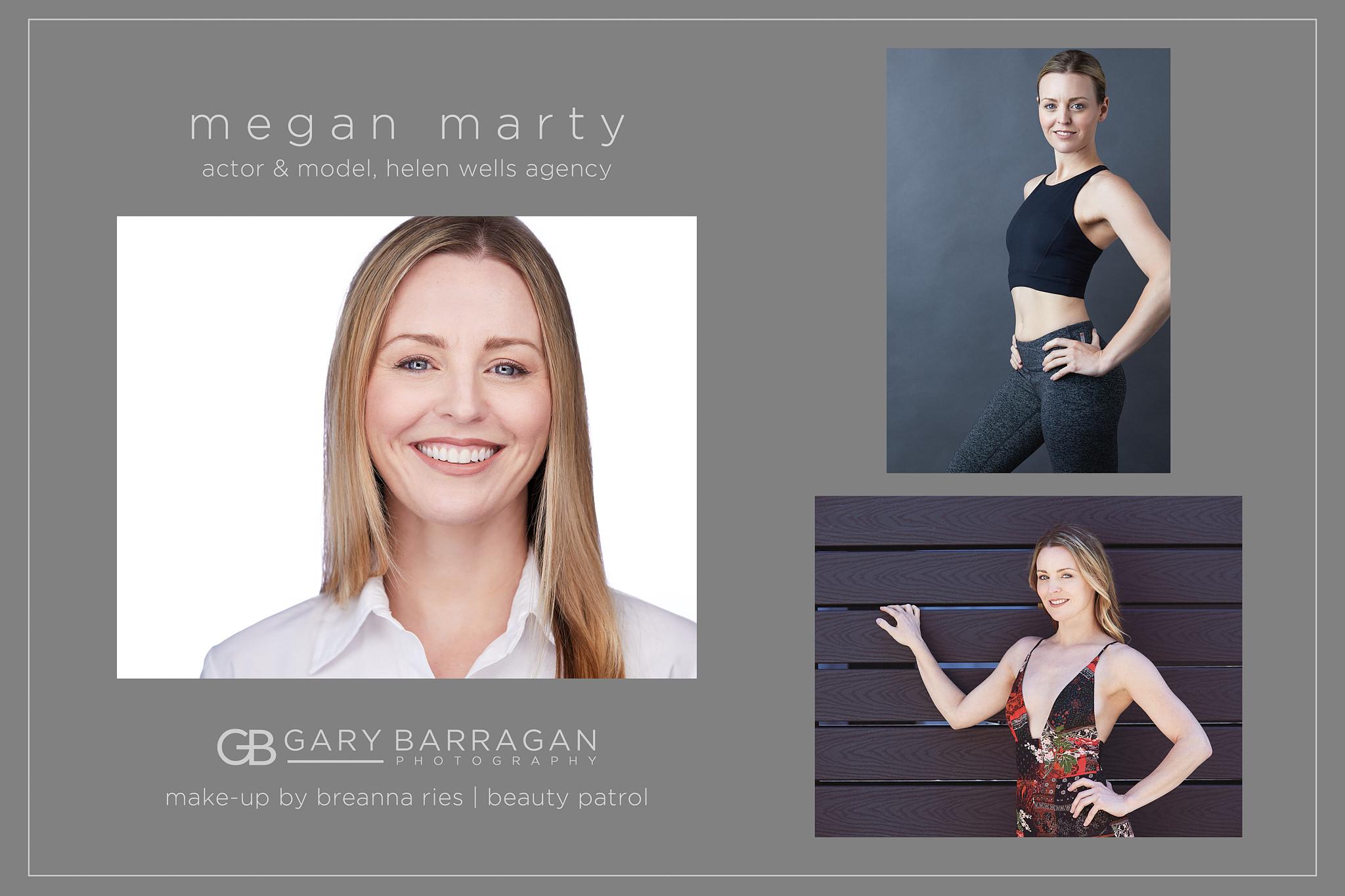 Megan Marty for Helen Wells Agency