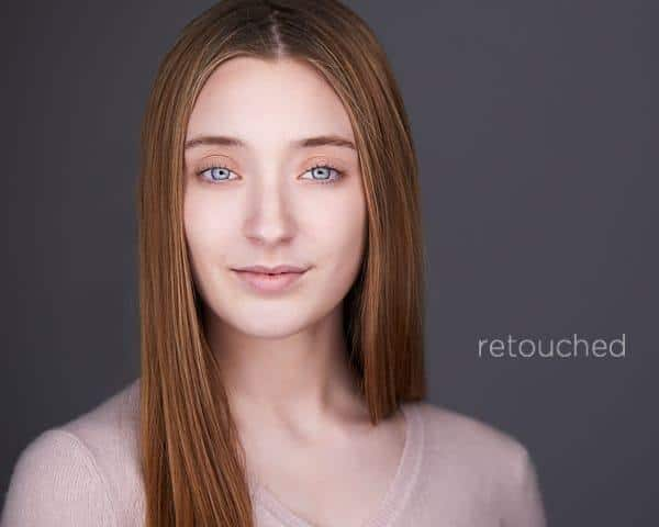 Women Actors Headshots