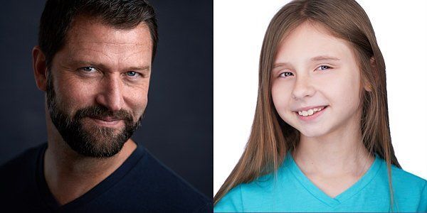 Theatrical Commercial Headshots for Professional Actors and Child Actors