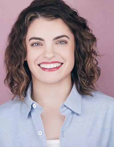 Heyman Talent Commercial Headshot