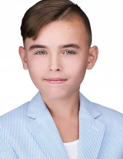 Professional Child Actor Headshots