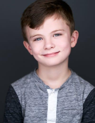 Children's Actors Headshots