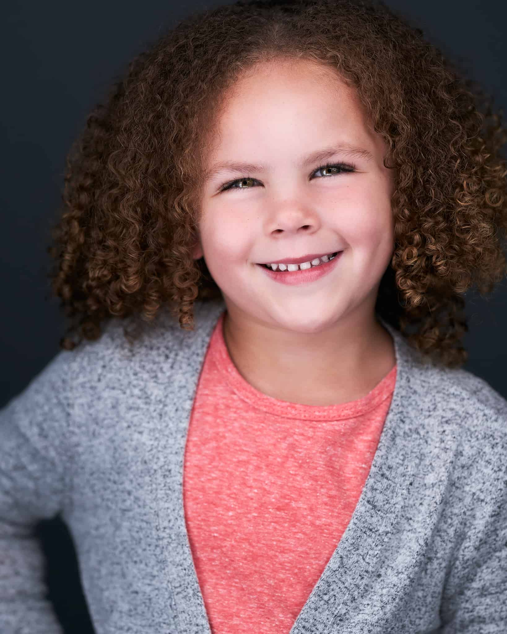 Child Actor Headshot