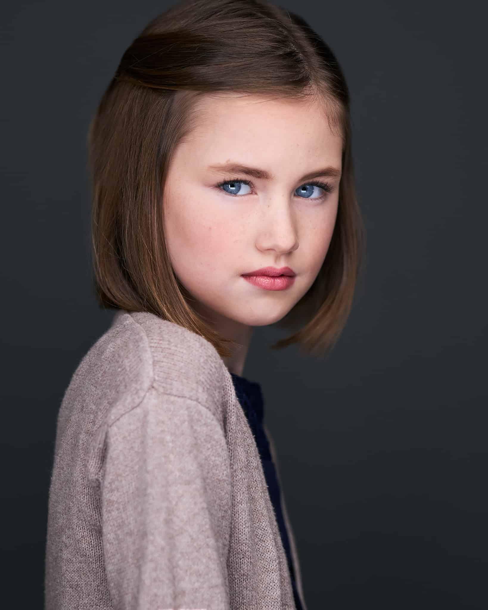 Headshot for Kid Model