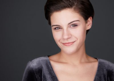 Actor Addie Guidry, YPAS Alumni